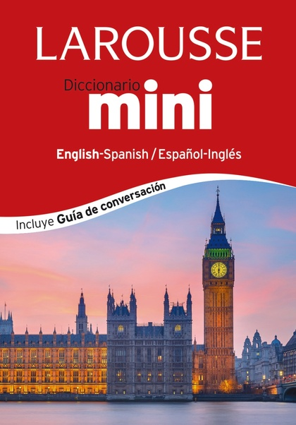 DICCIONARIO MINI ESPAÑOL-INGLÉS, ENGLISH-SPANISH