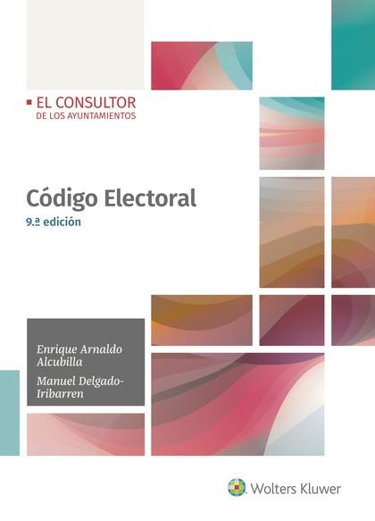 CÓDIGO ELECTORAL - 9ª ED..