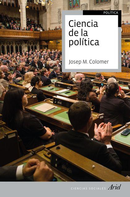 CIENCIA DE LA POLÍTICA.