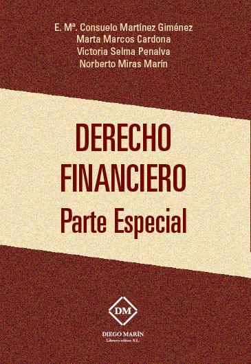 DERECHO FINANCIERO. PARTE ESPECIAL