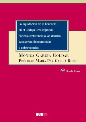 LA LIQUIDACIÓN DE LA HERENCIA EN EL CÓDIGO CIVIL ESPAÑOL