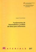 FUNDAMENTOS DE BIOESTADÍSTICA Y ANÁLISIS DE DATOS PARA ENFERMERÍA.