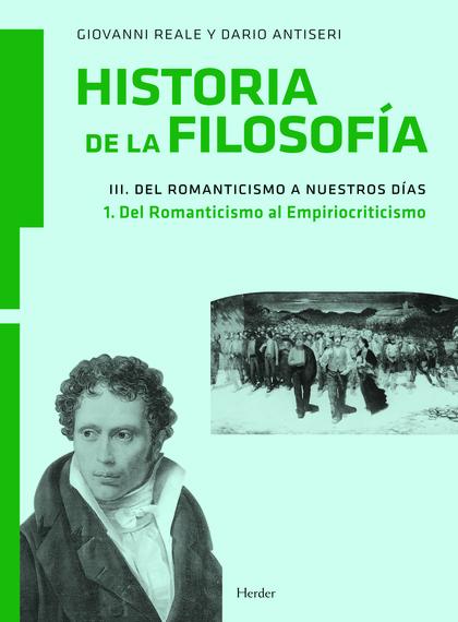 HISTORIA DE LA FILOSOFIA, VOL.III
