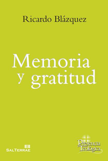 MEMORIA Y GRATITUD