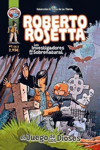 ROBERTO ROSETTA                                                                 EL JUEGO DE LOS