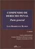 COMPENDIO DE DERECHO PENAL. PARTE GENERAL