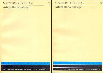 REF 095180UD0 MACROMOLECULAS 2 TOMOS