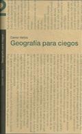 GEOGRAFÍA PARA CIEGOS.