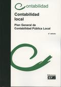 CONTABILIDAD LOCAL. PLAN GENERAL DE CONTABILIDAD PUBLICA LOCAL