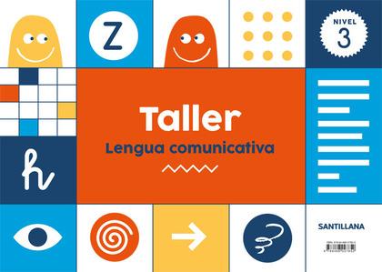 TALLER LENGUA COMUNICATIVA NIVEL 3.