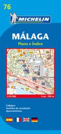 MALAGA PLANO