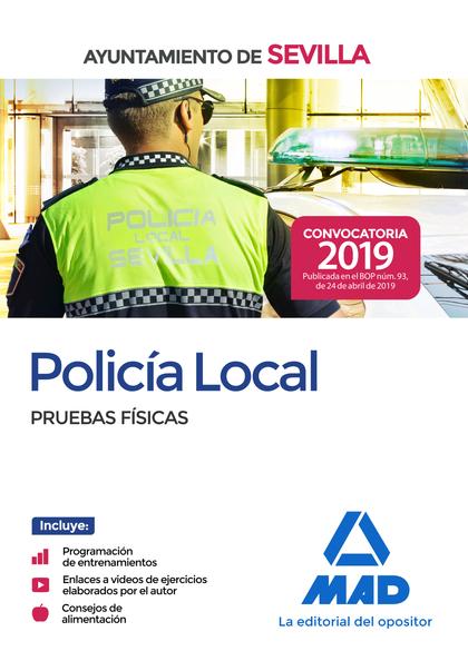 POLICÍA LOCAL DEL AYUNTAMIENTO DE SEVILLA. PRUEBAS FÍSICAS