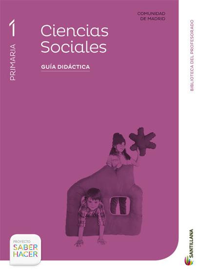 GUIA CIENCIAS SOCIALES 1 PRIMARIA MADRID