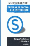 LENGUA CASTELLANA Y LITERATURA, PRUEBAS DE ACCESO A LA UNIVERSIDAD