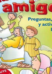 OS HE LLAMADO AMIGOS. PREGUNTAS, JUEGOS Y ACTIVIDADES BÍBLICAS