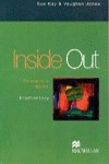 INSIDE OUT UPPER INTERMEDIATE WORKBOOK WITH KEY + CD.