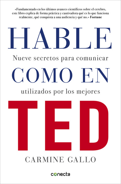 HABLE COMO EN TED