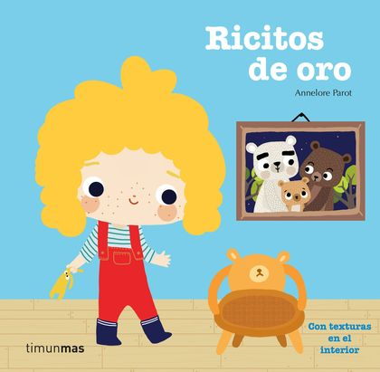 RICITOS DE ORO (TEXTURAS)