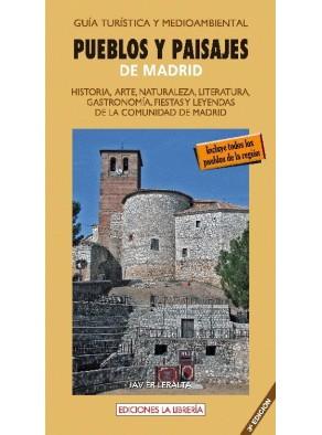 PUEBLOS Y PAISAJES DE MADRID : GUÍA TURÍSTICA DE LA COMUNIDAD