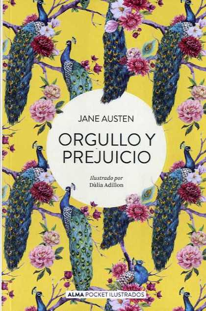 ORGULLO Y PREJUICIO (POCKET).