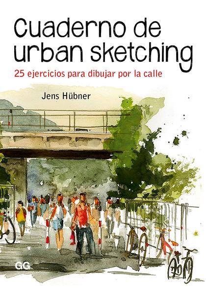 CUADERNO DE URBAN SKETCHING                                                     25 EJERCICIOS P