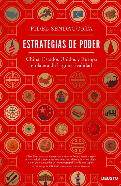 ESTRATEGIAS DE PODER                                                            CHINA, ESTADOS