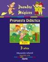 DUENDES MÁGICOS, EDUCACIÓN INFANTIL, 3 AÑOS, 2 CICLO. PROPUESTA DIDÁCTICA. LIBRO DEL PROFESOR