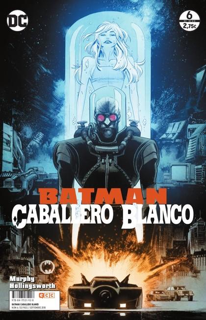 BATMAN: CABALLERO BLANCO 06