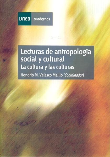 REF.35119CU02 LECTURAS ANTROPOLOGIA SOCIAL CULTURAL