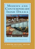 MODERN AND CONTEMPORARY IRISH DRAMA