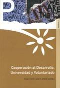 COOPERACIÓN AL DESARROLLO, UNIVERSIDAD Y VOLUNTARIADO