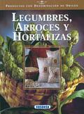 LEGUMBRES, ARROCES Y HORTALIZAS