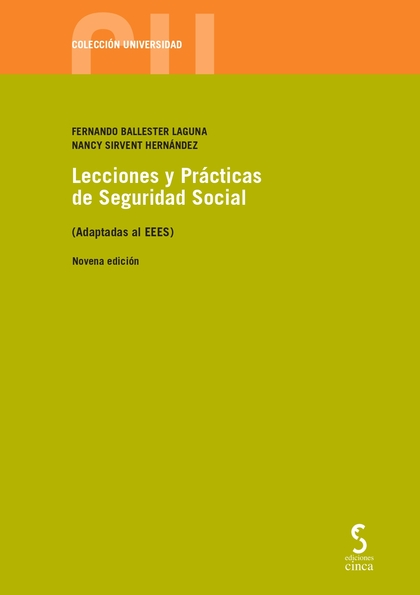 LECCIONES Y PRACTICAS DE SEGURIDAD SOCIAL 2021.