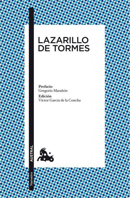LAZARILLO DE TORMES.