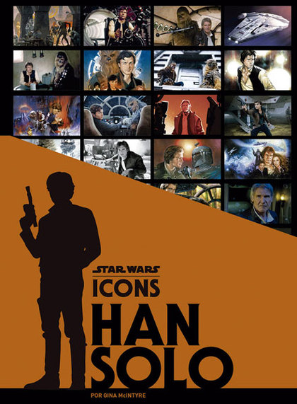 STAR WARS ICONS: HAN SOLO.
