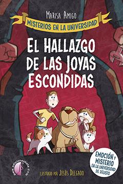 EL HALLAZGO DE LAS JOYAS ESCONDIDAS