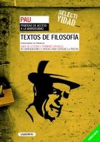 TEXTOS DE FILOSOFÍA, PRUEBAS DE ACCESO A LA UNIVERSIDAD (PAU), UNIVERSIDADES DE ANDALUCÍA. GUÍA
