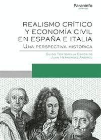 REALISMO CRÍTICO Y ECONOMÍA CIVIL EN ESPAÑA Y PORTUGAL. UNA PERSPECTIVA HISTÓRIC