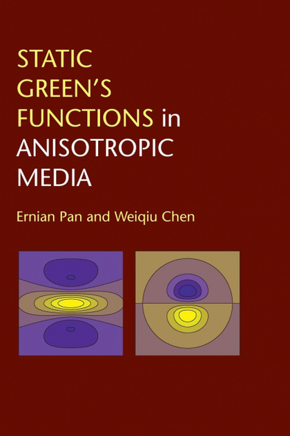 STATIC GREEN´S FUNCTIONS IN ANISOTROPIC MEDIA