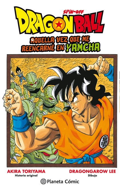 DRAGON BALL YAMCHA Nº 01.