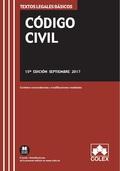 CÓDIGO CIVIL. TEXTO LEGAL BÁSICO CON CONCORDANCIAS Y MODIFICACIONES RESALTADAS