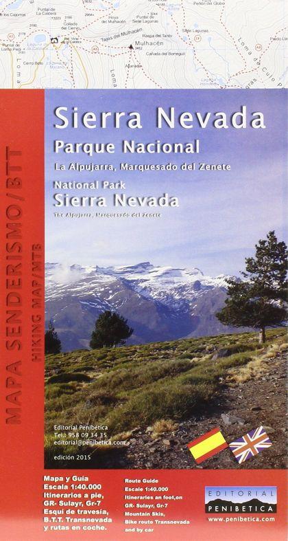 SIERRA NEVADA, PARQUE NACIONAL. LA ALPUJARRA, MARQUESADO DEL ZENETE
