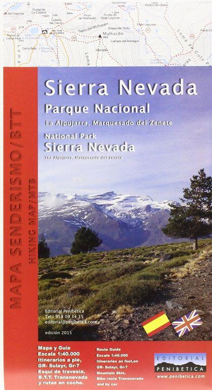 NATIONAL PARK SIERRA NEVADA. THE ALPUJARRA, MARQUESADO DEL ZENETE