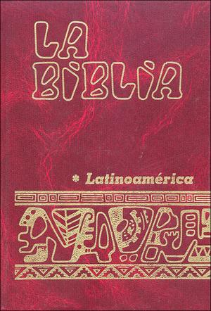 LA BIBLIA LATINOAMÉRICA (BOLSILLO CON UÑEROS)