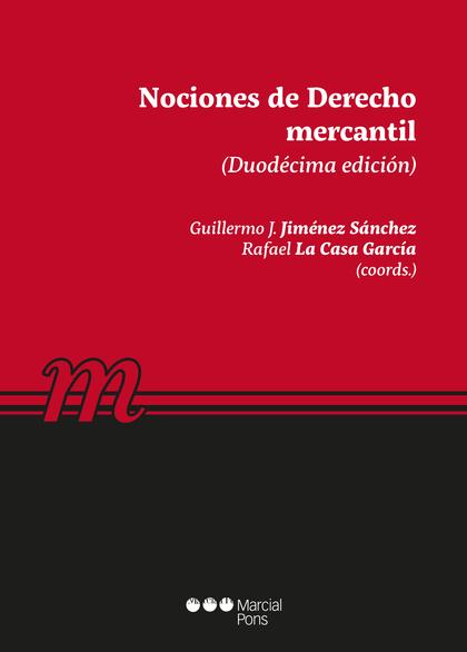 NOCIONES DE DERECHO MERCANTIL 2019