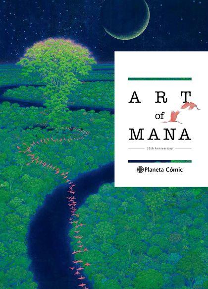 SECRET OF MANA ART BOOK.