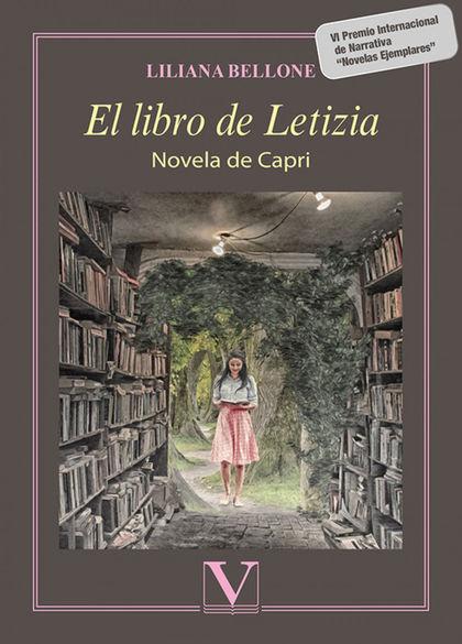 EL LIBRO DE LETIZIA                                                             NOVELA DE CAPRI