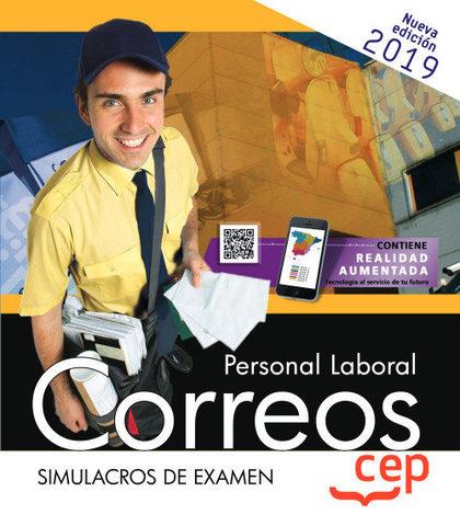 PERSONAL LABORAL CORREOS SIMULACROS DE EXAMEN.