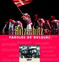 HITZA HITZ : PAROLES DE BASQUES
