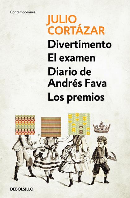 DIVERTIMENTO, EL EXAMEN, DIARIO DE ANDRÉS FAVA Y LOS PREMIOS.